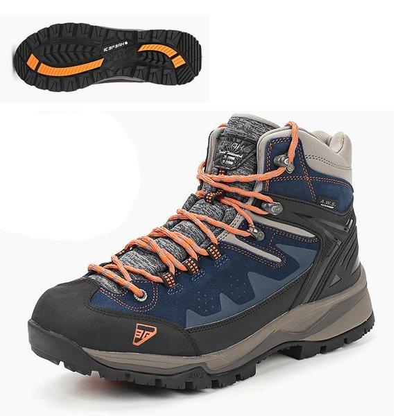 the latest dc5b7 b69c8 Icepeak - WYNNE MS Herren Outdoor Boots wasserdichte Winterschuhe - blau