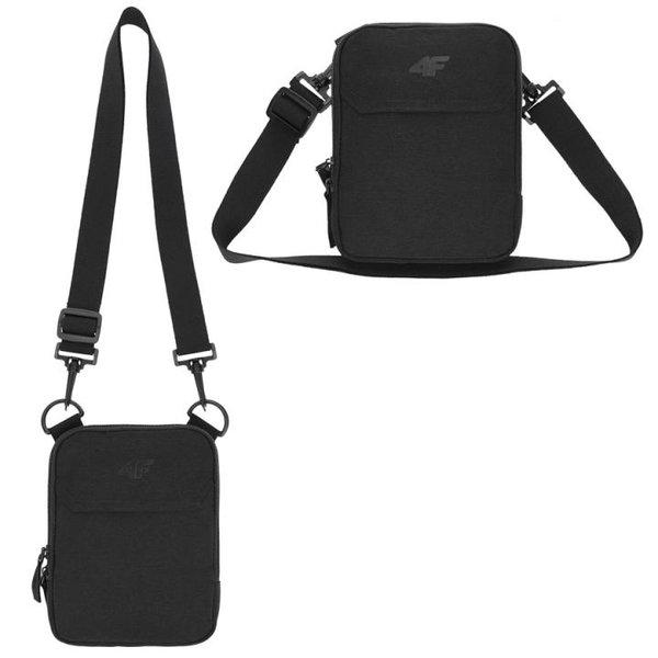 4F - Unisex Shoulder Bag - Schultertasche Tasche