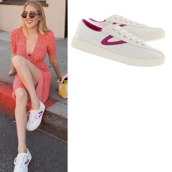 Tretorn - Nylite Plus - Damen Sneaker - beige pink